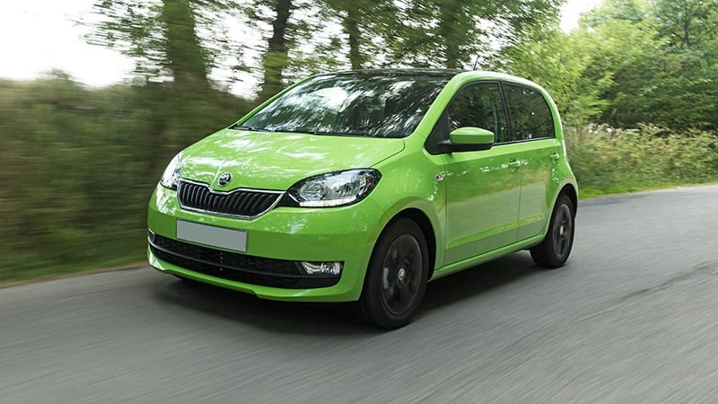 skoda citigo cheapest cars to insure 2019