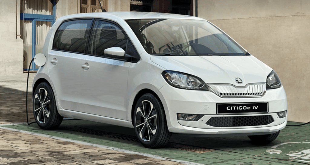 Skoda Citigo makes it to be best cars of 2020