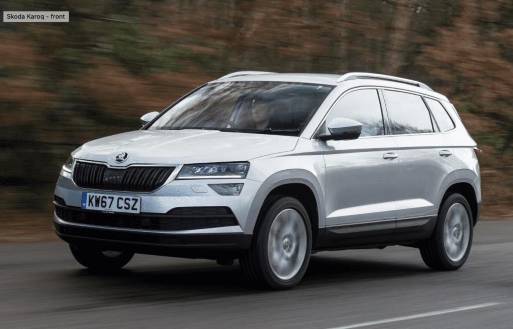 Skoda Karoq is one of the best cars 2020