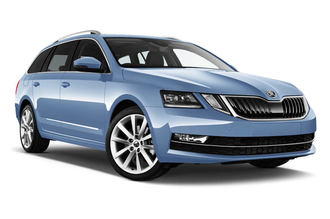skoda octavia on finance