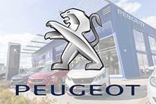 Used Peugeot Car Finance Logo