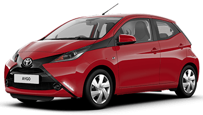 Used Toyota Aygo Finance