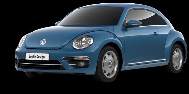 used beetle finance