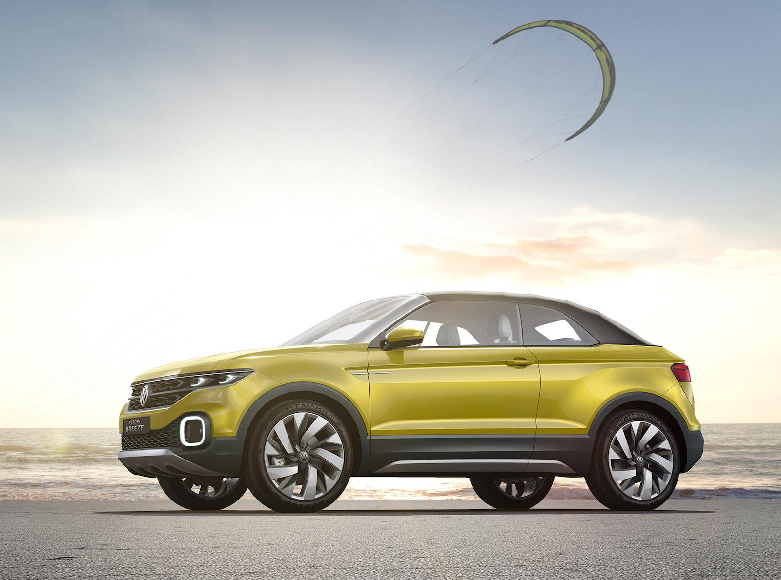 VW T-Cross 2018