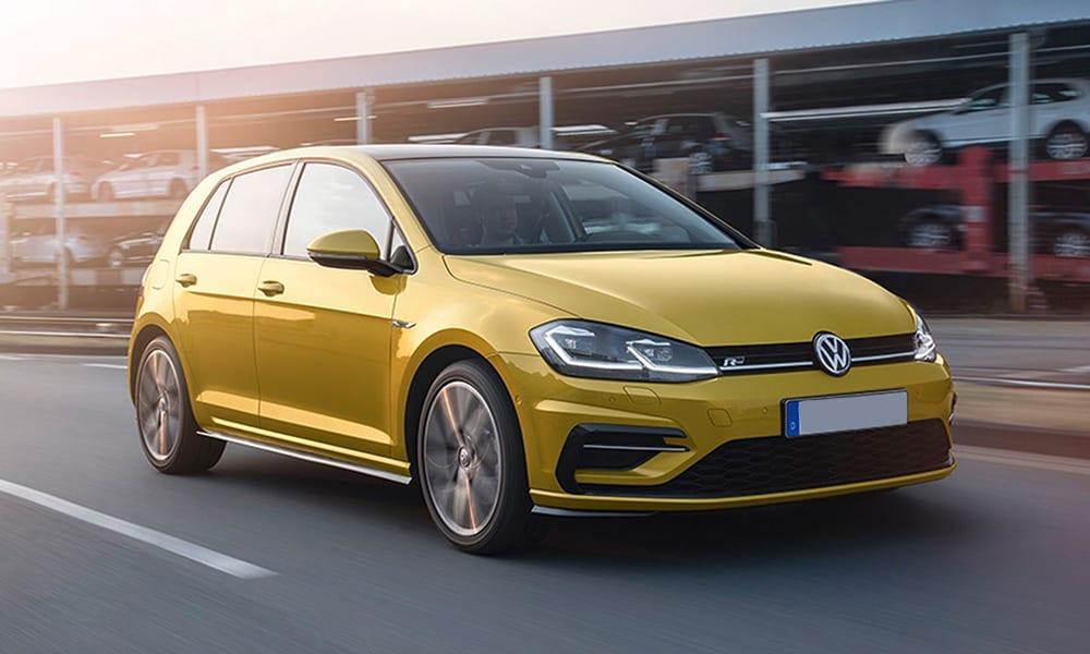 best used cars under 10k - Volkswagen golf