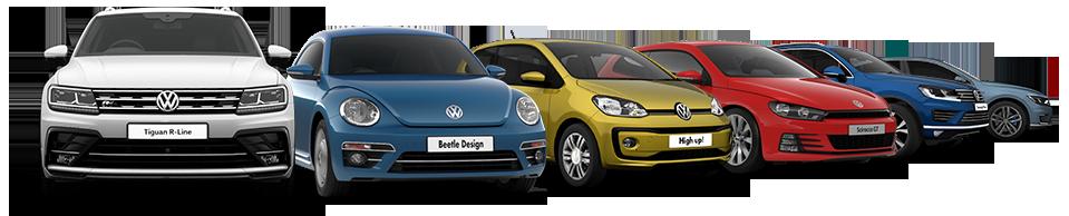 Used VW Car FInance Models