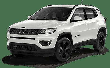 jeep compass on finance