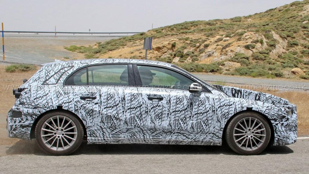 Mercedes A Class 2018 Concept Car